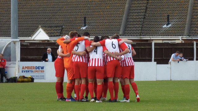 Town Play Hadleigh Utd In The Next Round Of Vase