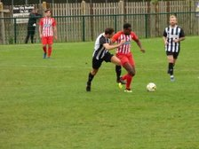 Colney Heath Take Points At Bell Close