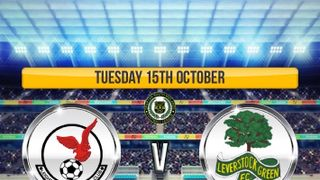 Tuesday 15th October Leverstock Green Match Programme