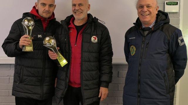 Town Awarded Team Of Month For February & September