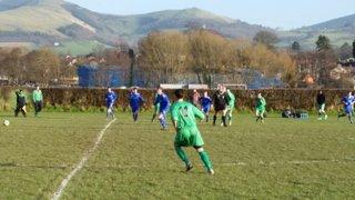 Reserves v Castell AC - 24th January 2015