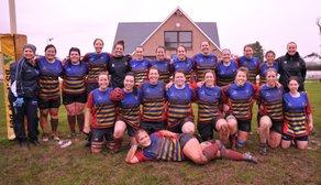 Broughton Women reach milestone 150th match