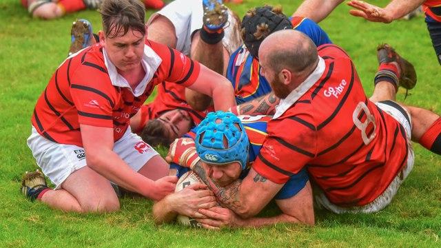 East Region 1 : Half ton Broughton win big in the Borders