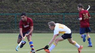 Mens 2nd XI v Warwick - Sat 15 Oct 2016