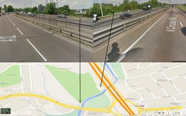 M11/A406 Link Road Advertising Boards available to lease.