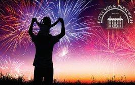 Eton Manor Fireworks 2019