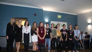 Stockton Boys&U13 Girls & U15/16s. Presentation night.
