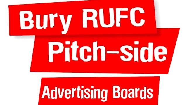 Sponsors of Bury Rugby Club