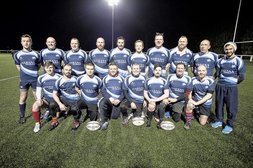 Two Scottish rugby teams breaking barriers in historic victory for equality on the sports field