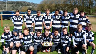 U12 As win their pool in the Surrey As Festival