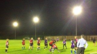 U13s start mid-week training at Weydon School