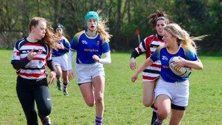 England Pathway Selection for Alnwick U18's Girls