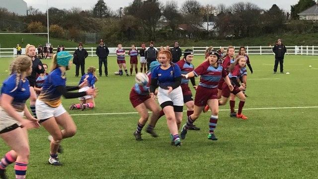 Alnwick U18's Girls v Northern
