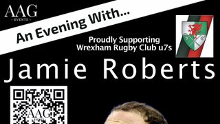 An Evening with Jamie Roberts