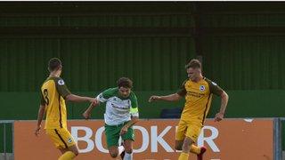 Rocks Smash Five Past Brighton U23 .