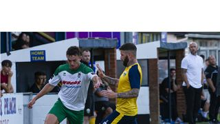 The Rocks Lose to Local Side Gosport.
