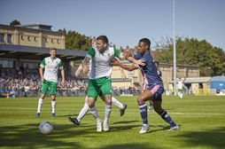 The Rocks Knocked Out Of F.A. Cup
