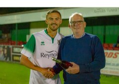 Player of the Month For September