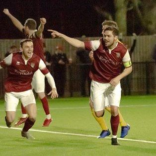 Rocks Win Local Derby @ Horsham