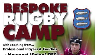 Summer Rugby Camp 5th to 9th August