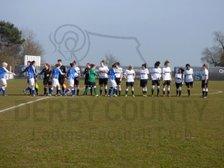 1st Team v Nuneaton Town LFC