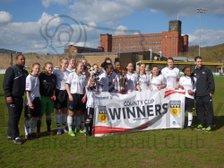 Ewes XI v Long Eaton United Ladies
