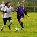 U18s Warwickshire Premier beat Nunnery Wood Colts 3 - 0