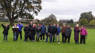 Under 12s - Whitchurch & Telford 29 Oct 2012