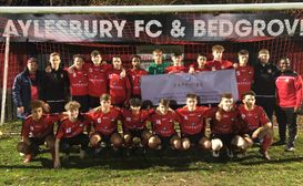 AVDFC U18s 3 Berkhamsted U18s 3