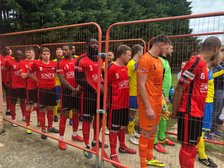 Final Game as FC ends in Cup Defeat
