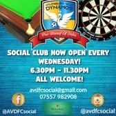 Wednesday Club - Bar Open