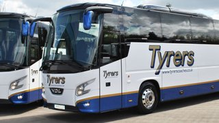 Coach to Royal Wootton Bassett Town FA Cup Tie