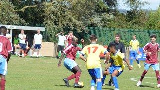 New Bradwell st Peter U18s