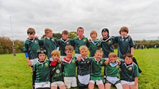 U11's take on the Ely Tiger in a tale of two different games