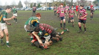 Cup Win Over Shelford