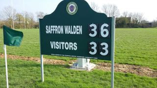 Walden gain a hard fought victory