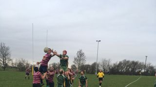 Saxons win Cambs Cup Quarter Final