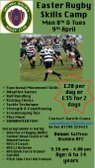 SWRFC Easter Rugby Camp