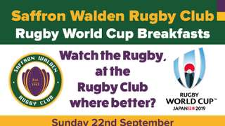 Rugby World Cup Breakfast