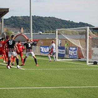 Gloucester City - Match Report