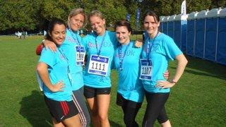 10km run (18 Oct '09)