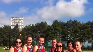 Great Yarmouth - SCI Netball Weekend (Sep '13)