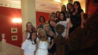 Joss' Wedding Reception