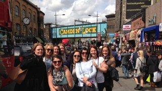 London - Vicky's 40th