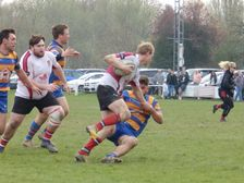 Hereford 35 Old Halesonians 12
