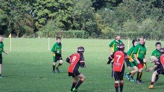 U11's Guiseley season 2012-13
