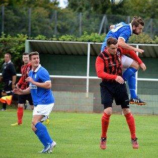 Barrow Town 3-2 South Normanton Athletic