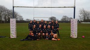 U18 Girls start the New Year with an impressive performance