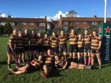 U18 Girls are Midlands Finalists !!