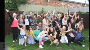 Harborough Girls celebrate a successful Season